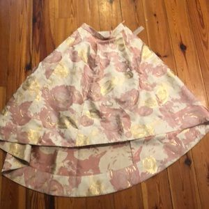 HIGH-LOW FORMAL EVENT SKIRT!